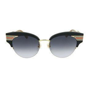 Gucci Cat Eye Elegant Ladies Sunglasses